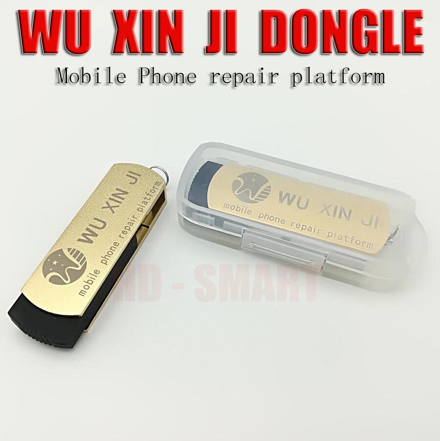 WU XIN JI DONGLE WUXINJI Junta diagrama esquemático para reparar iPhone iPad samsung software del teléfono reparación dibujos
