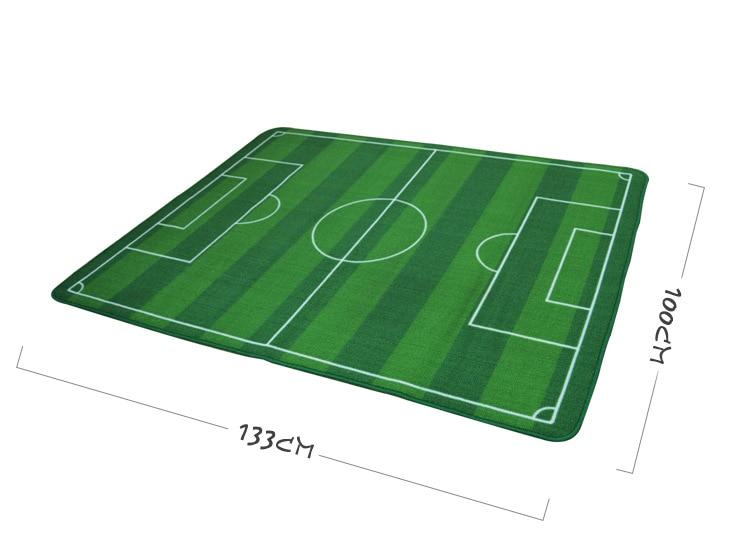 Tappeti Per Bambini Campo Da Calcio : Bambini campo di calcio coppa del mondo stadium tappeti camera da