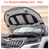 For SKODA KODIAQ 2017 2019 cotton insulation wool insulation, For SKODA KODIAQ modified engine cover
