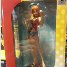 22CM One Piece Straw Hat Nami Action Figure