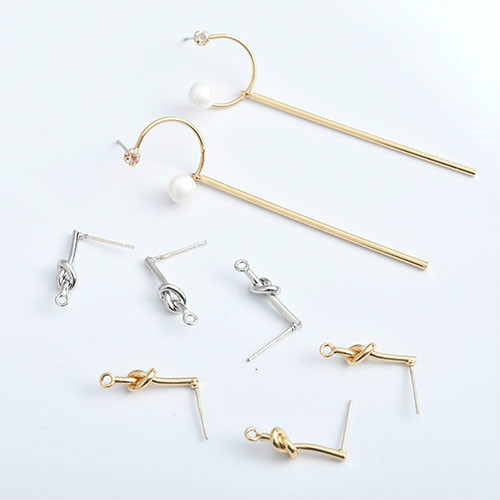 20PCS Lever Back Earring Findings 925 Silver Plated Loo 0083 French Ear Clip