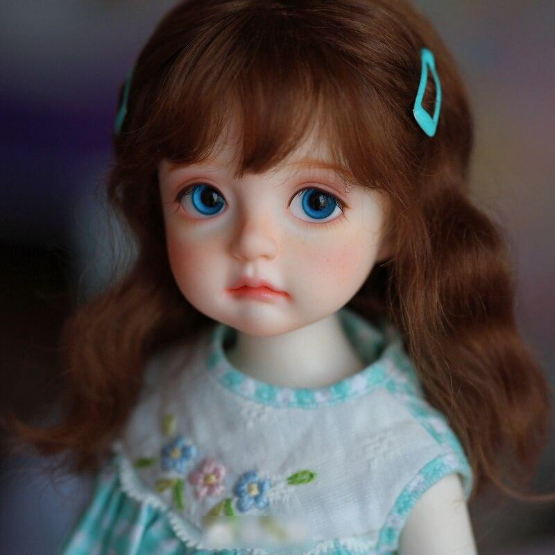 Oyuncaklar ve Hobi Ürünleri'ten Bebekler'de Dollmore Shabee BJD SD bebek 1/6 Vücut Modeli Erkek Kız Yüksek Kaliteli Reçine Oyuncak Dükkanı Için Hediyeler Doğum Günü Veya Noel'da  Grup 1