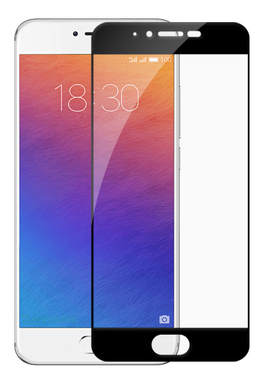 Seyisoo Brand Full Cover Tempered Glass For Meizu pro 6 (11)