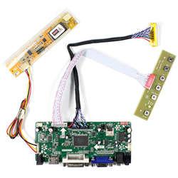 """Latumab HDMI VGA DVI аудио lcd драйвер платы для 17 """"B170PW06 1440x900 lcd Бесплатная доставка"""