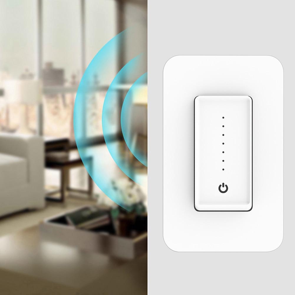 2019 New Arrive Smart Wifi Led Light Dimmer Switch Us