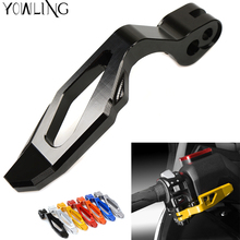 motorcycle CNC Parking Brake Lever For Yamaha t-max530 tmax530 12 13 14 t-max500 tmax500 08 09 10 11 t-max  tmax max 500 530