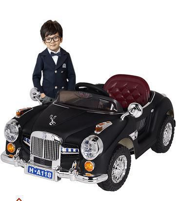 ems free shipping childrens electric carkids electric ride on car remotechina