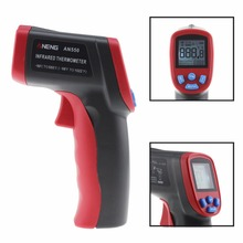 ANENG AN550 Laser Infrared Thermometer -50~550 Celsius Non-Contact Temperature TestGun грипсы bbb stickyfix цвет зеленый 13 см 2 шт