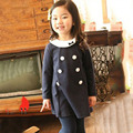 New Arrival Girls Kids Dress Top Dress Long Sleeve 2-7 Y Baby Party 1-Piece Clothes Lovely