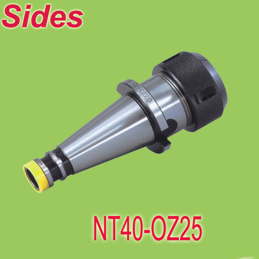 Free Shipping  ISO40 NT40 OZ25 80mmL Collet Chuck Milling Toolholder Use OZ25 Collet Clapming  3~25mm tools free shipping iso40 nt40 oz25 80mml collet chuck milling toolholder use oz25 collet clapming 3 25mm tools