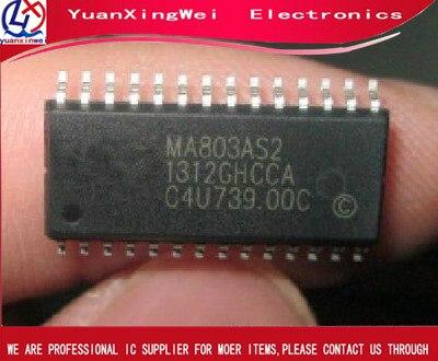 ต้นฉบับใหม่! จัดส่งฟรี 10PCS MA803AS2 MA803 SOP28