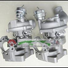 Твин турбо для audi RS4 Quattro ASJ AZR V6 2.7L K04-025 K04-026 25+ 26 53049880025 53049880026 53049700025 53049700026