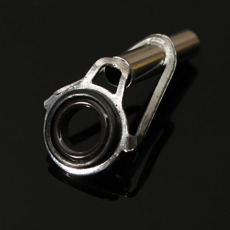 anéis olho aço inoxidável quadros cerâmica ts linha guia anel