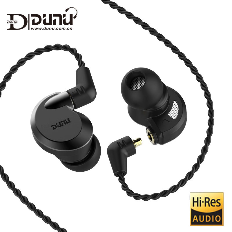 DUNU Falcon-C Dynamic IEM-CNT (Carbon nanotubes) Diaphragm in-ear Earphone Falcon C Topsound