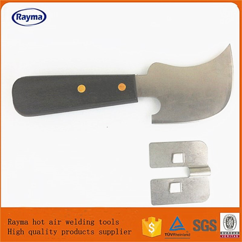 Weld Seam Guide  Crescent shovel knife Trimming knife for vinyl floor welding-quarter moon crescent vinyl floor trimming knife scotch weld dp 490 в волгограде