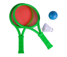 sports toys A type of dual-use badminton/tennis racket Children's outdoor toys