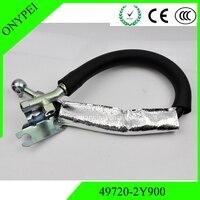 49720 2Y900 49720 2Y90A Power Steering Pressure Hose For 00 01 Nissan Maxima Infiniti I30 3.0 497202Y900 497202Y90A