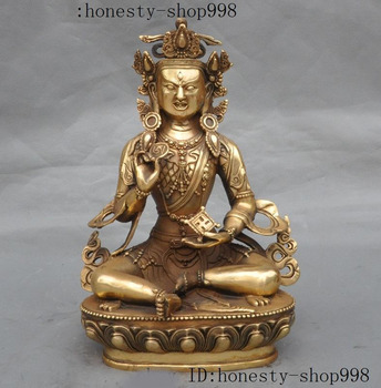 christmas 12Tibet buddhism brass Joss Exorcism Guru Rinpoche Padmasambhava buddha statue halloween statue