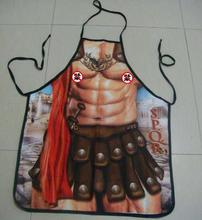 Freeshipping   Creative aprons  printed Funny Men kitchen apron  household cleaning accessories
