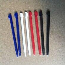 YENI Çok Renkler 100 adet/grup 9.5 Santimetre Plastik Dokunmatik Ekran Stylus Kalem Nintendo Için 2DS