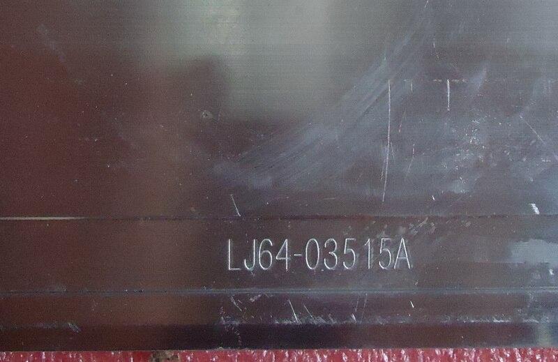 lj64 03515a עבור TCL L55V7300A-3D סעיף מנורה LJ64-03515A STS550A66-80LED-REV0.1 1piece = 80LED 676MM (4)
