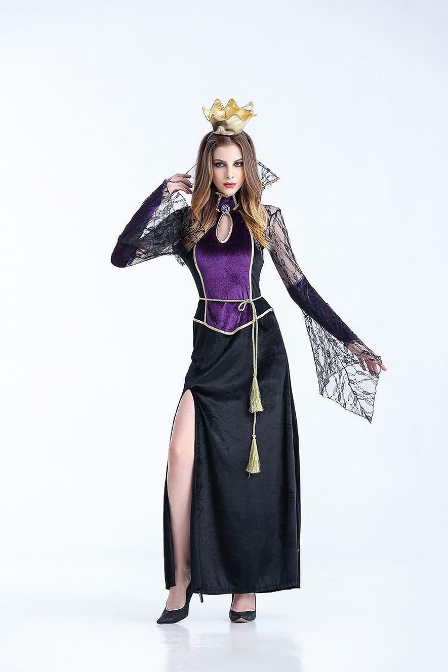 Popular Spider Witch Costume-Buy Cheap Spider Witch Costume lots ...