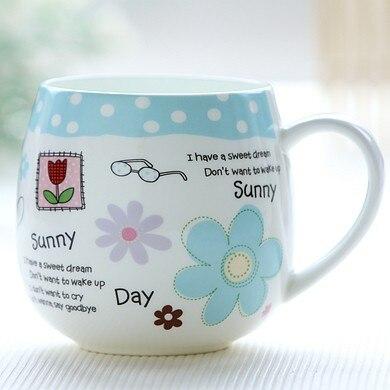 Online get cheap blue mug designs for Blue mug designs