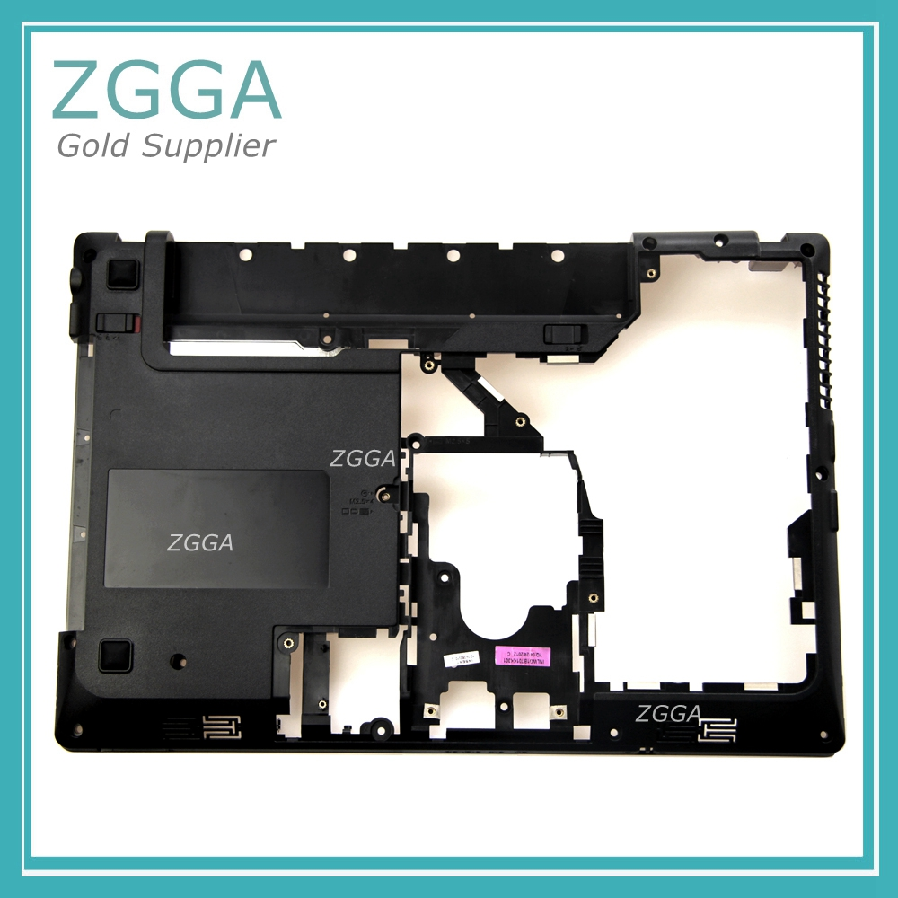New Original for <font><b>Lenovo</b></font> Laptop <font><b>G470</b></font> G475 Bottom Shell Base Cover Lower <font><b>Case</b></font> with HDMI AP0GL000800 without HDMI AP0GL000900 image