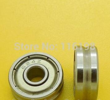 Free shipping 2pcs V625/120 V625ZZ 625W V625 V groove deep groove ball bearing 5x16x5mm pulley bearing free shipping 2pcs v625 90 v625zz v groove deep groove ball bearing 5x16x5mm pulley bearing