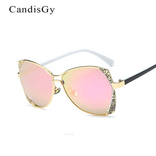 39ebf0bbbb New Arrival 2017 Women Brand Designer Luxury Sunglasses Lady Oversized  Cateye Eyewear Female Cat Eye Sun Glasses Fashion Summer