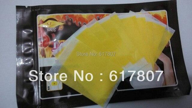 Top1 selling hot-  100 pcs ( 1 bag = 10 pcs )Free Shipping Slimming Navel patch plaster