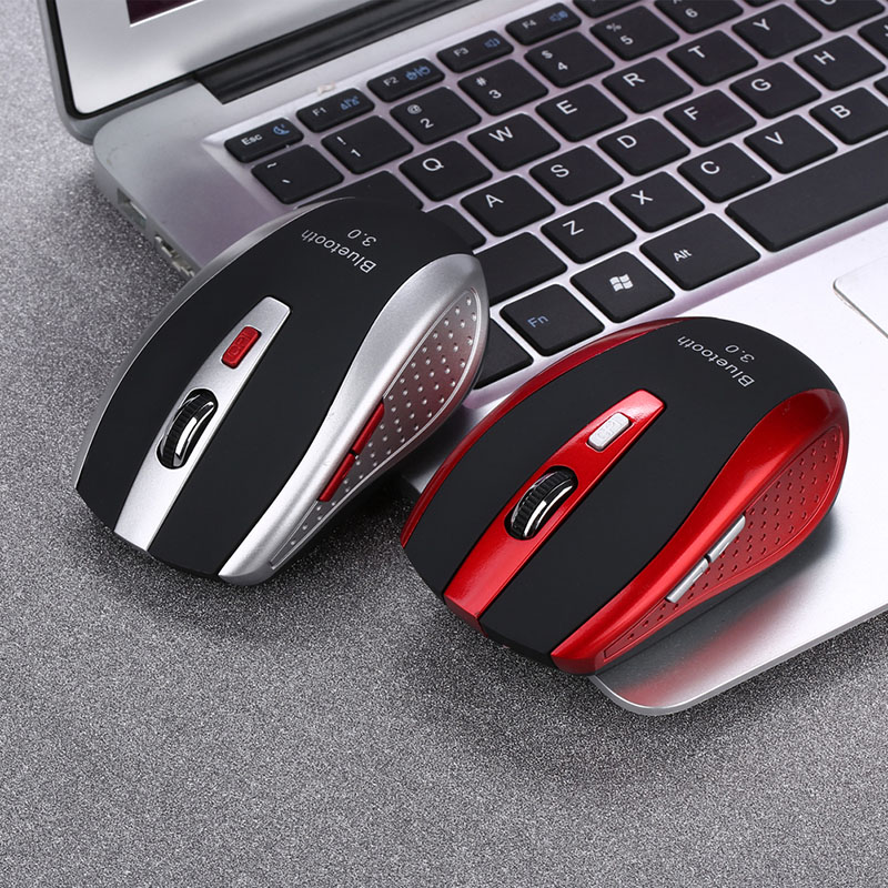 3.0 Wireless Optical <font><b>Bluetooth</b></font> Mouse 1600 DPI Gaming Mice For Laptop <font><b>Notebook</b></font>