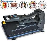 Wtsfwf ST-4050A 40*50 CM presse à chaud hydraulique imprimante 2D imprimante à transfert thermique pour t-shirts