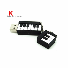 Musical instrument usb flash drive pendrive 4gb-32gb