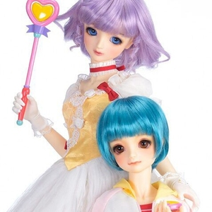 Image 3 - Creamy Mami bjd sd dolls 1/3 body model  girls boys eyes High Quality toys  shop resin Free eyes