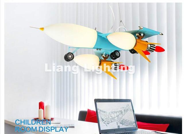 Recentemente bambini aereo l cm design lampada a sospensione