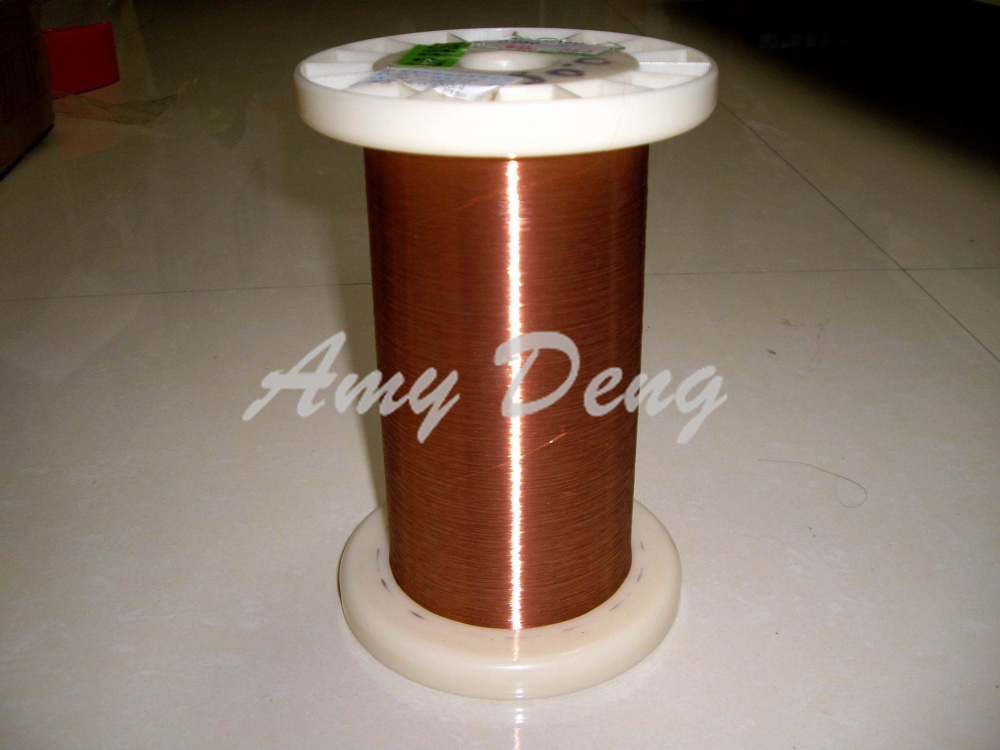 4000meters/lot  0.05mm Mm Polyurethane Enamelled Wire Winding QA-1-155