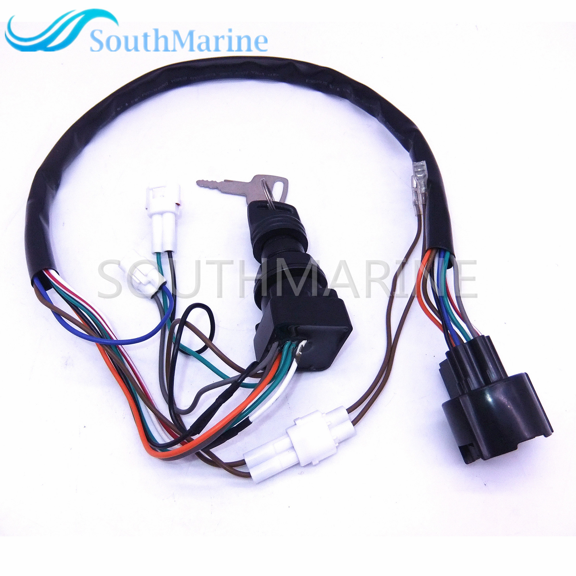 37110 93j00 37110 93j01 boat motor ignition switch assembly for suzuki outboard motor [ 2000 x 2000 Pixel ]
