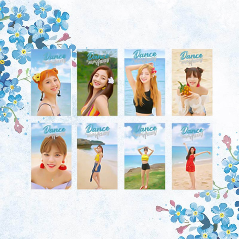 Hot Sale Kpop Twice Wanna One Seventeen Got Waterproof Paper Flag Hd Poster Hang Up Photo Flags With 2m String Star Collection Home Decor More Discounts Surprises Jewelry Findings & Components