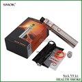 Pre orden! 100% original smok palo v8 starter kit con tfv8 bebé grande 3000 mah con 0.3ohm palo v8 v8 bebé m2 dual core smok kit