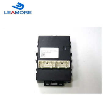 For LX 570 2010-2015  remote engine start system with one push bottun is suitable