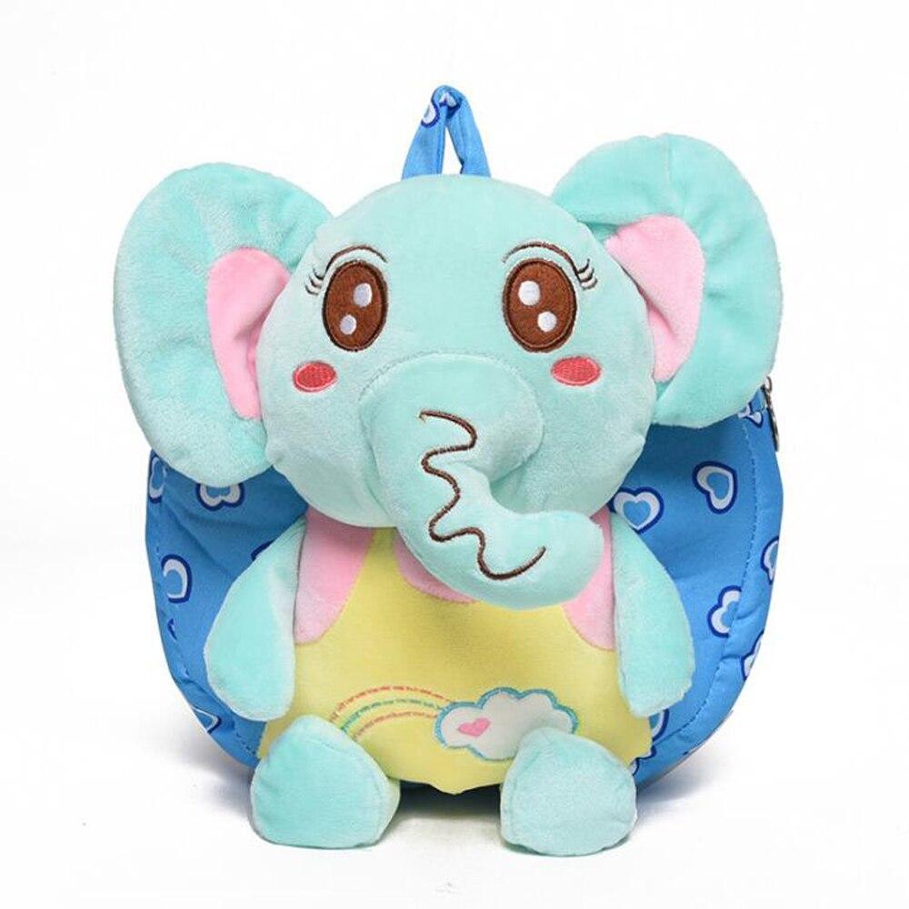 Treeby 4 Gaya Lucu Gajah Kartun Anak Kemasan Makanan Tas Piknik