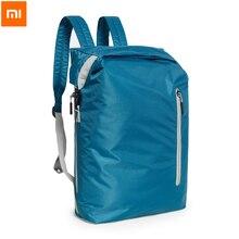 Authentic Xiaomi Cadeia 90fun Esportes Mochila Multiuso Esportes Lazer Mochila de Viagem Capacidade Saco Portátil com 20L