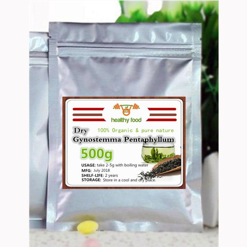 Pure Natural Dry Gynostemma Pentaphyllum 2
