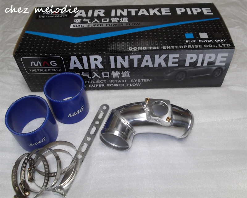 AIR INTAKES PIPE KIT+Air FILTER for Suzuki swift 1.5, car AUTO Tuning, pls contact me for other car models