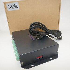 Image 3 - T 500K Bộ Điều Khiển Máy Tính Trực Tuyến RGB Full Màu Đèn Led Pixel Mô Đun Điều Khiển 8 Cổng Hỗ Trợ Lên Đến 300000 Điểm Ảnh Ws2801 Ws2812b