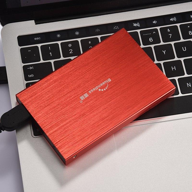Blueendless Externe Portable Disque Dur 1 tb Disque Dur USB3.0 DISQUE DUR Pour ordinateur de Bureau et Ordinateur Portable hd externo