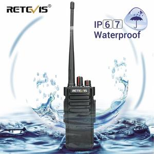10W Walkie Talkie RETEVIS RT29 IP67 Waterproof (optional) UHF (or VHF) VOX Professional Long Range Two-Way Radio Transceiver