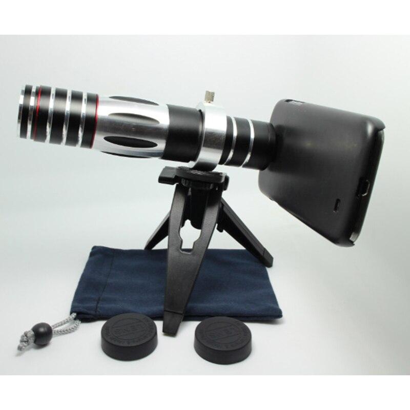 Nieuwe mobiele telefoon 5 15x Camera Zoom optische Telescoop telelens Voor apple iphone 4 5 5 S 6 plus VOOR SAMSUNG NOTE 2 3 4 S4 S5 - 4