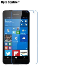 Nano Explosion-proof Soft Glass Protective Film Screen Protector For Nokia Microsoft